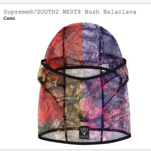 Supreme South2 West8 Bush Balaclava🆕
